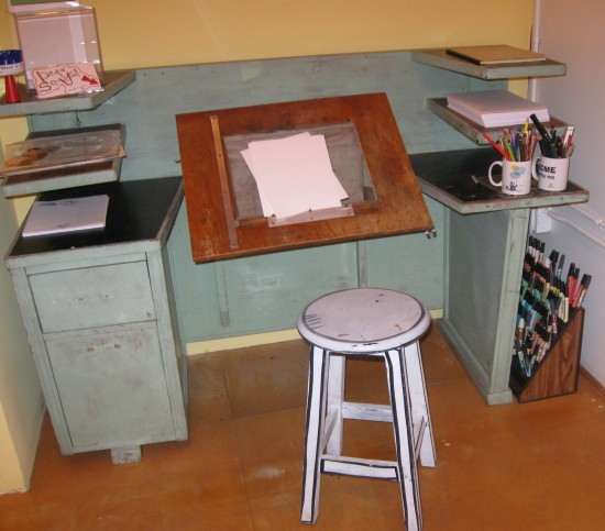 Walt Disney Desk!