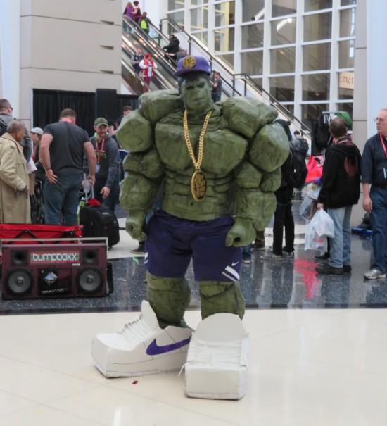 hip-hop Hulk!