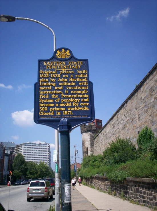 Historic Places Sign!