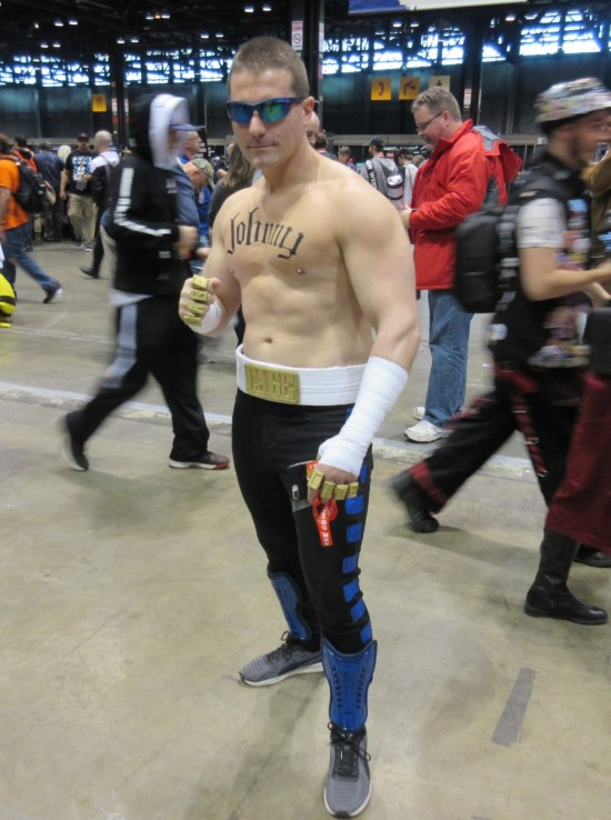 Johnny Cage!