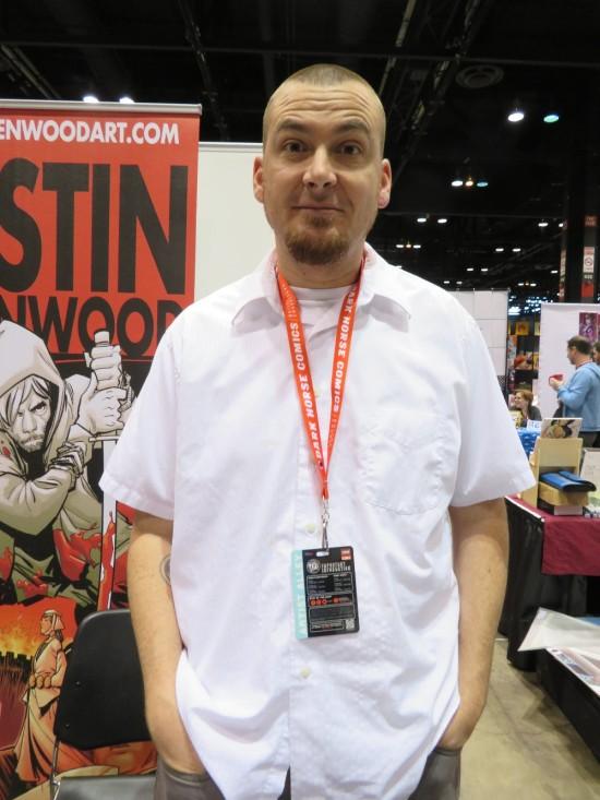 Justin Greenwood!