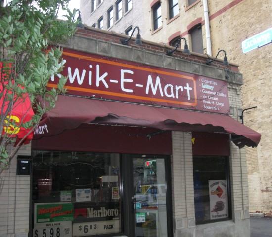 Kwik-E-Mart!