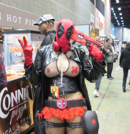 Lady Deadpool!