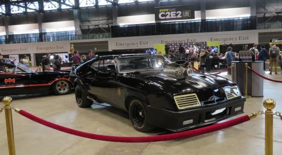 Mad Max car!