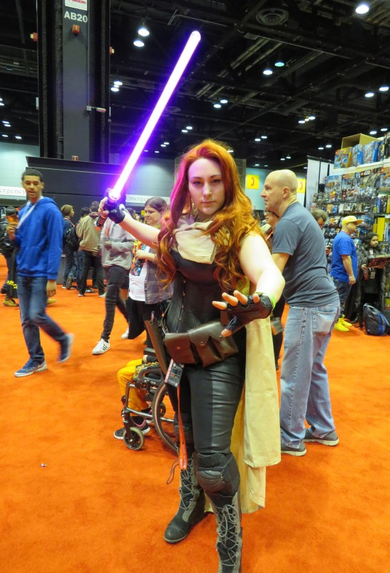 Mara Jade Skywalker!
