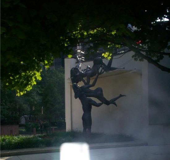 Sculpture!
