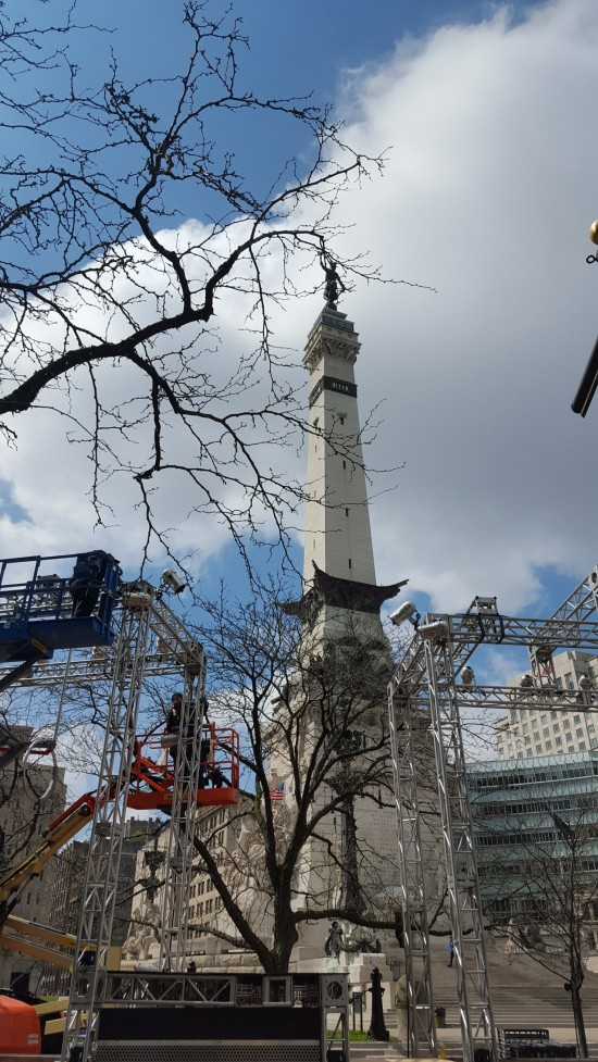Soldiers & Sailors Monument!
