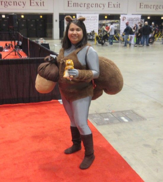 Squirrel Girl!