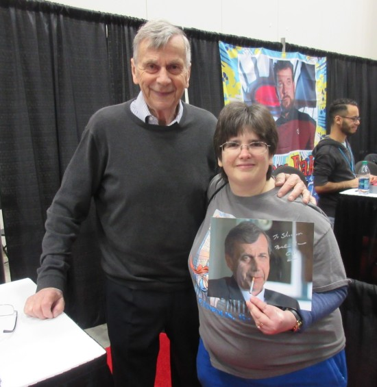 William B. Davis!