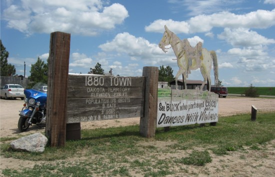 1880s Town!