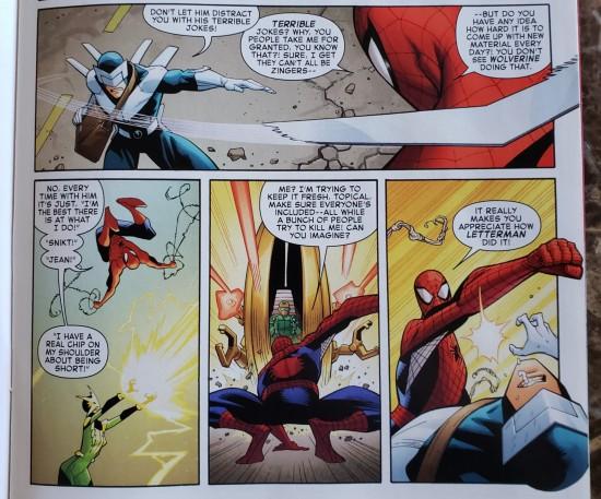 Amazing Spider-Man!