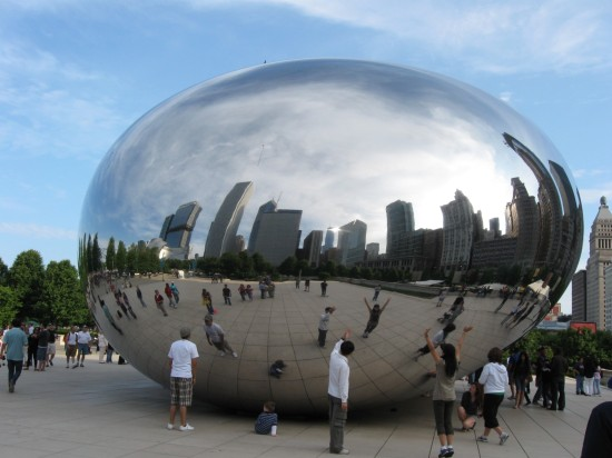 Cloud Gate!
