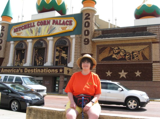 Mitchell Corn Palace!
