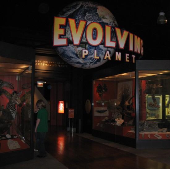 Evolving Planet!