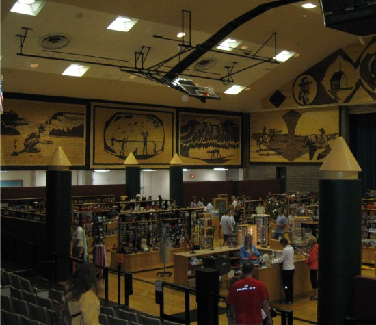 Corn Palace shop!
