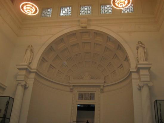 Field Museum architecture!