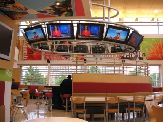 McDonalds Oak Brook!
