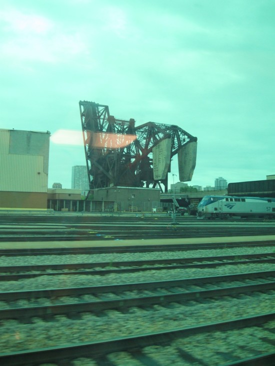 Railroad Machine!