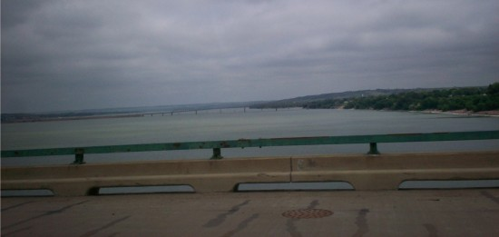 Missouri River!