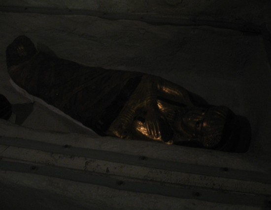 sarcophagus!