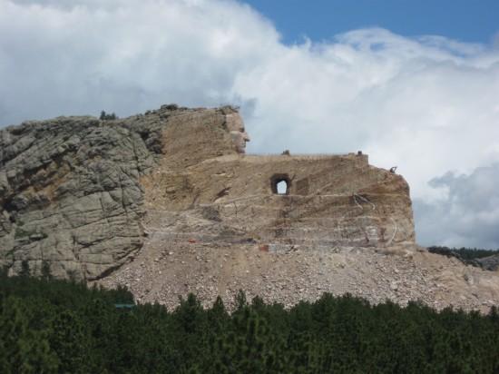 Crazy Horse!