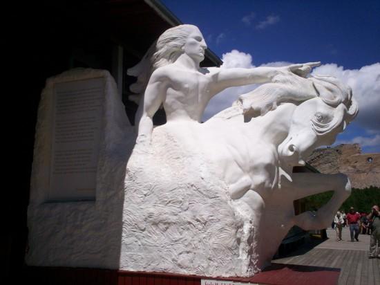 Crazy Horse model!