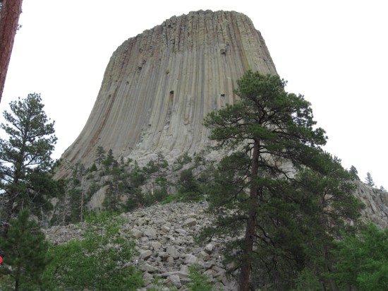 Devils Tower!