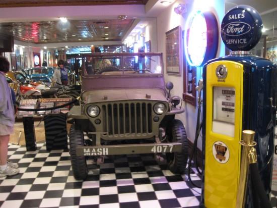 MASH Jeep!