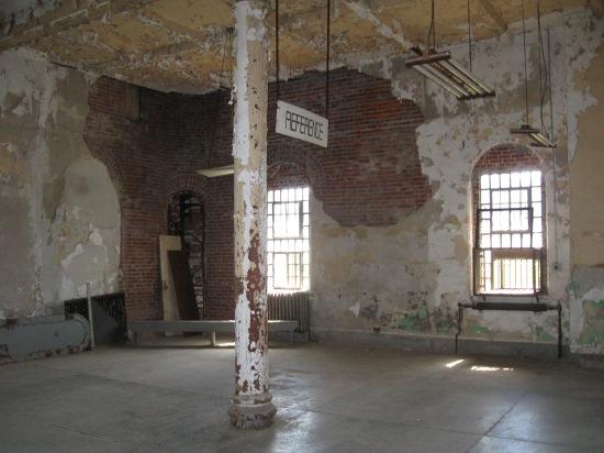 Prison Library!