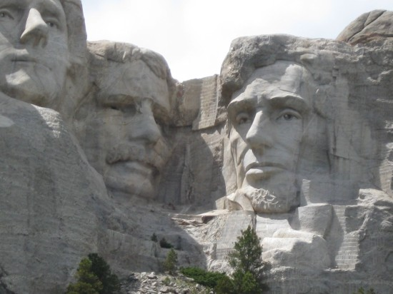 Roosevelt + Lincoln!