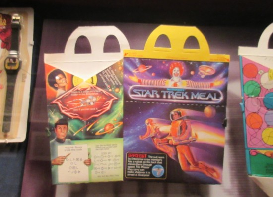 Star Trek Happy Meal!