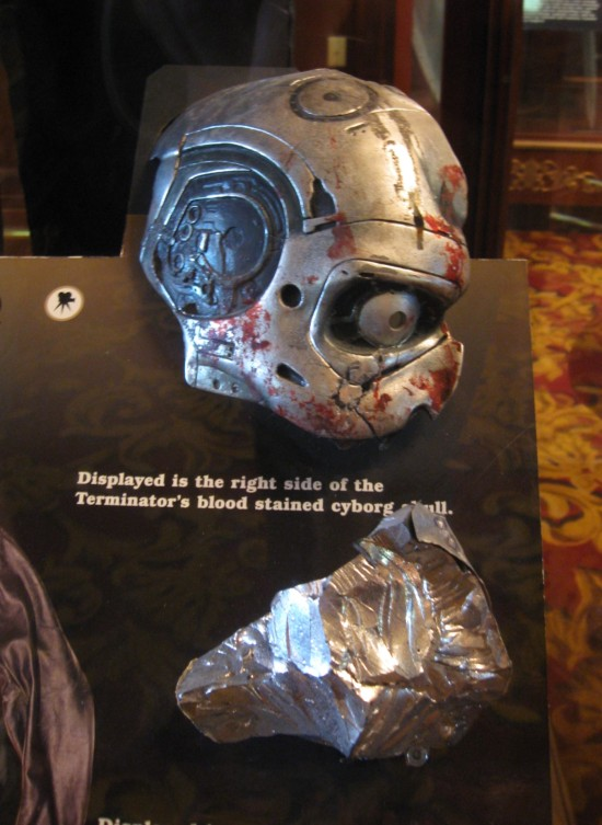 Terminator parts!