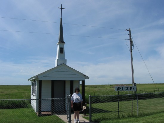 Tiny Church!