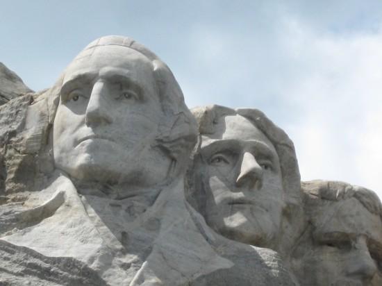 Washington + Jefferson!