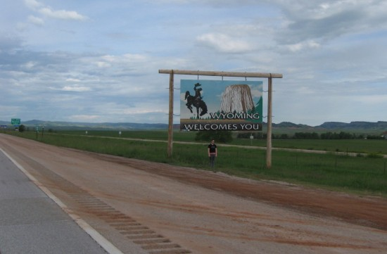 Wyoming Welcomes You!