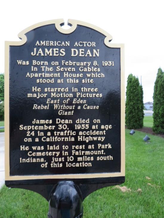 About James Dean!
