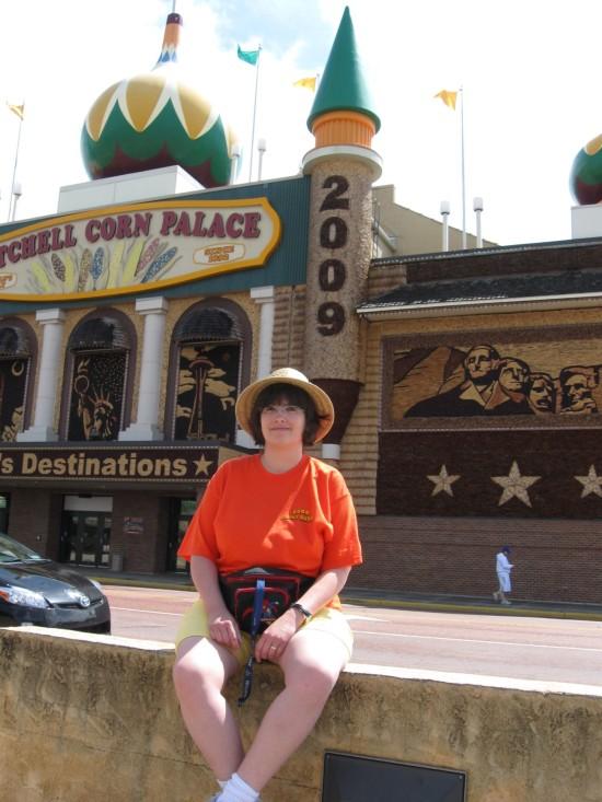 Corn Palace!