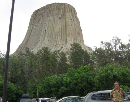 Day 6 Devils Tower!