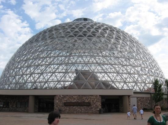 Desert Dome!