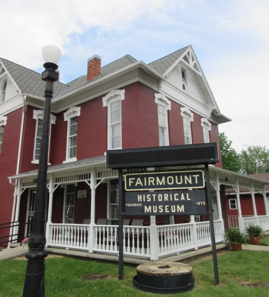 Fairmount Historical Museum!