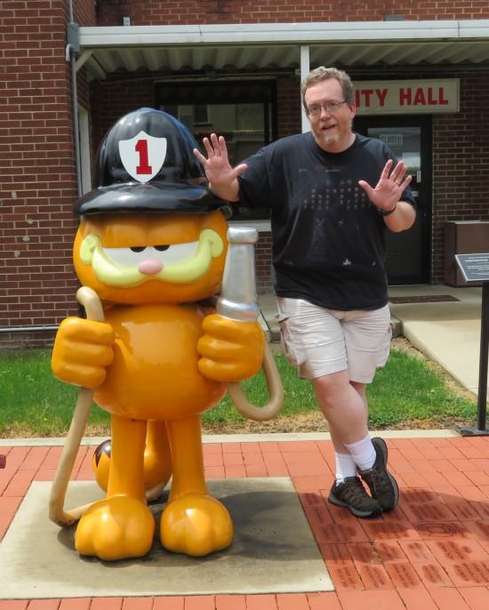 Garfield @ Jonesboro!
