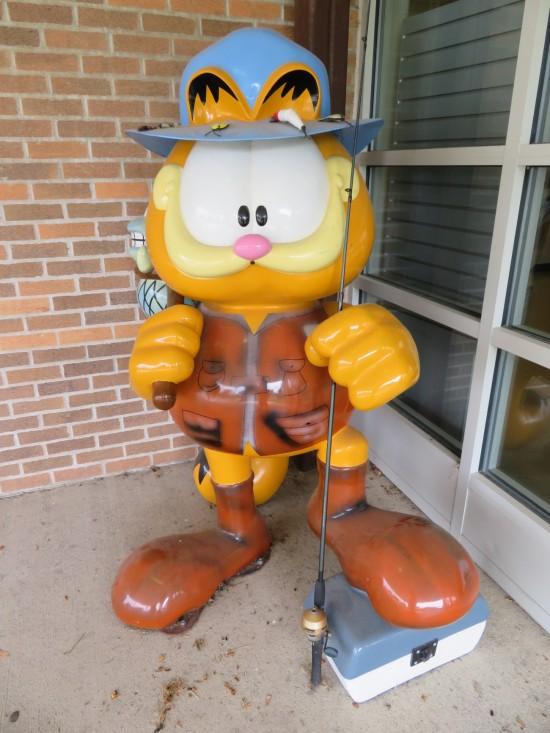 Garfield @ Matthews!