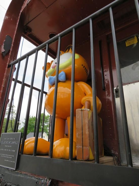 Garfield @ Sweetser!