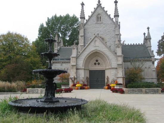 Gothic Chapel!