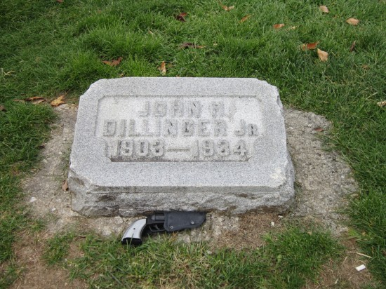 John Dillinger Jr!