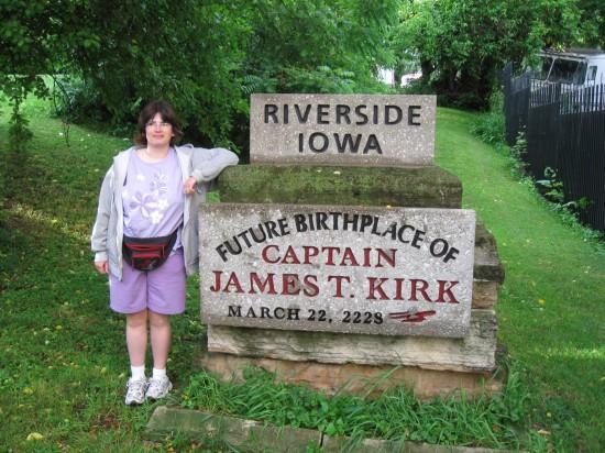 Kirk birthplace!