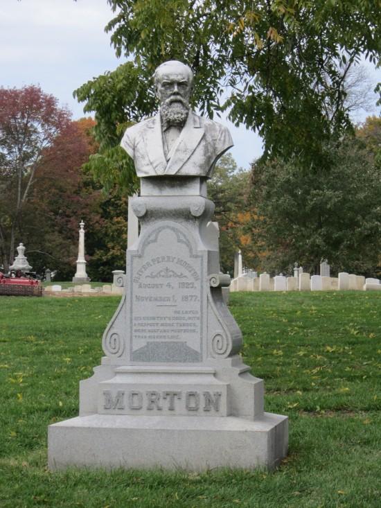 Oliver Perry Morton!