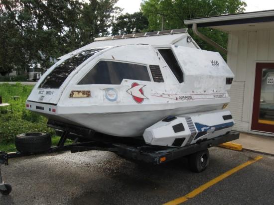 Shuttlecraft!