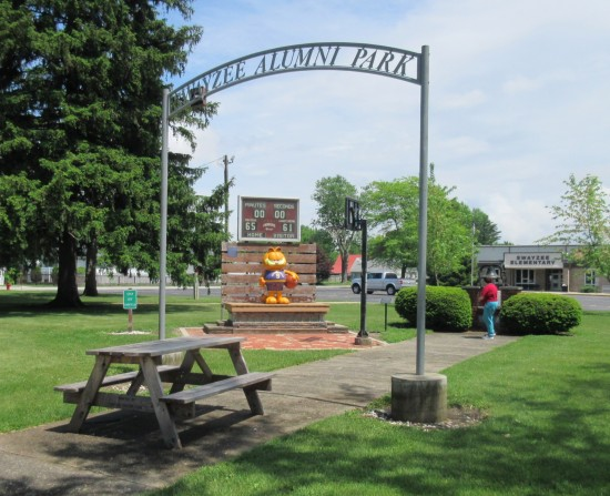 Swayzee Alumni Park!