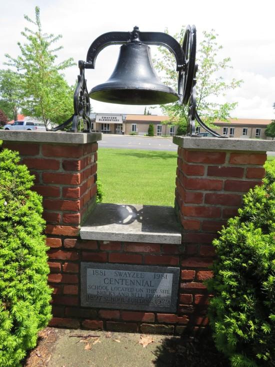 Swayzee Centennial Bell!